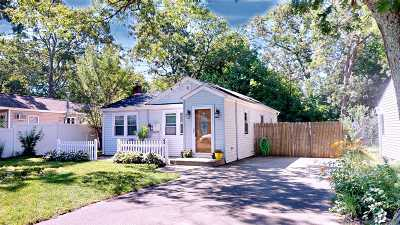 Patchogue Single Family Home For Sale: 5 Florence St