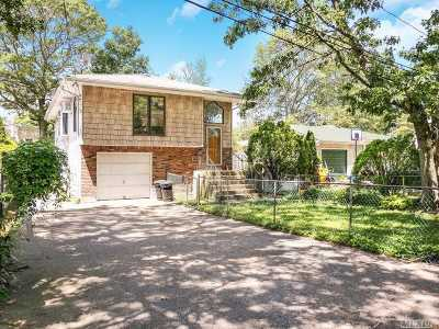Patchogue Single Family Home For Sale: 24 Bliss St