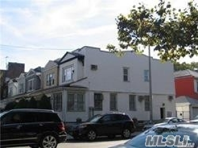 Brooklyn Single Family Home For Sale: 412 Linden Blvd