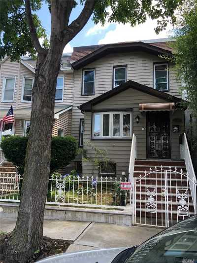 Single Family Home For Sale: 31-45 93 St