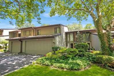 Jericho Condo/Townhouse For Sale: 58 Meadowood Dr