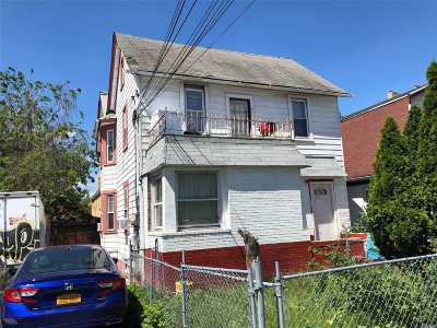 Multi Family Home For Sale: 2720 Humphrey St