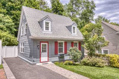 Port Jefferson Single Family Home For Sale: 118 Liberty Ave