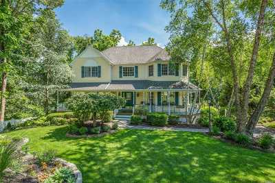 Head Of Harbor Single Family Home For Sale: 4 High Hedges Ct