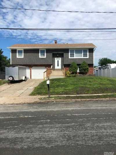 Centereach Single Family Home For Sale: 4 Eisenhower Rd