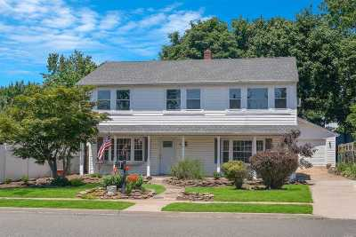 Levittown Single Family Home For Sale: 53 Meadow Ln