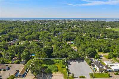Westhampton Bch Residential Lots & Land For Sale: Montauk Hwy