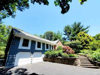 Cold Spring Hrbr Single Family Home For Sale: 8 Thicket Dr