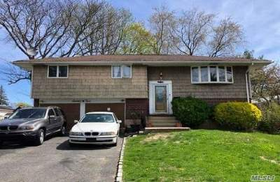 Deer Park NY Single Family Home For Sale: $349,000
