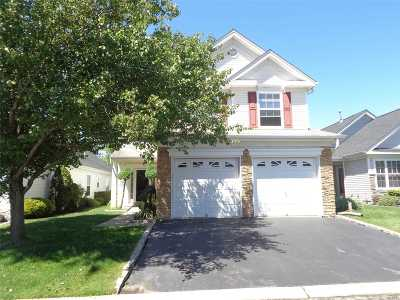 Middle Island Condo/Townhouse For Sale: 15 Madison Cir