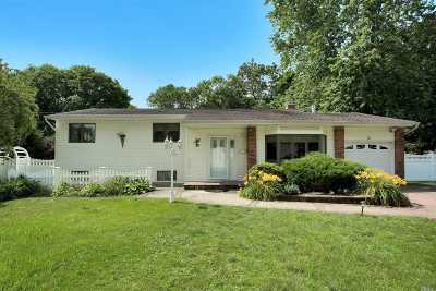 Commack Single Family Home For Sale: 5 Maple Mall