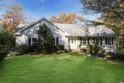 Cold Spring Hrbr Single Family Home For Sale: 33 Pine Dr