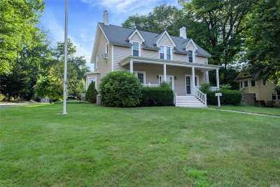 Huntington Rental For Rent: 63 W Neck Rd