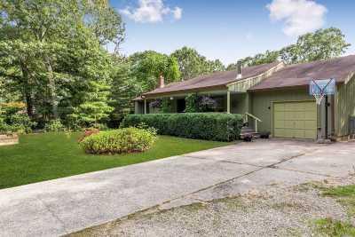 Aquebogue Single Family Home For Sale: 125 Trout Brook Ln