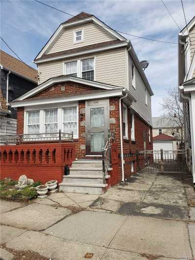 Floral Park Single Family Home For Sale: 92-25 244 St