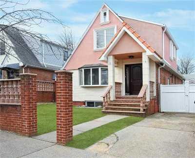 Whitestone Single Family Home For Sale: 1310 154th St