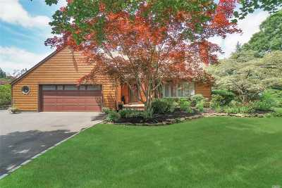 Dix Hills Single Family Home For Sale: 1057 Carlls Straight Path