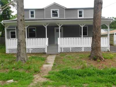 Mastic Single Family Home For Sale: 59 Coventry Ave