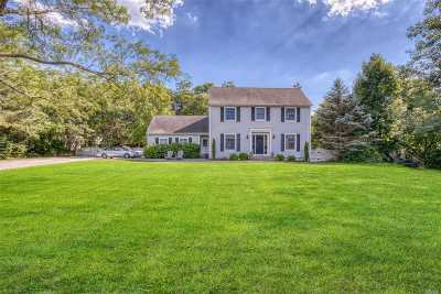Manorville Single Family Home For Sale: 98 Clancy Rd