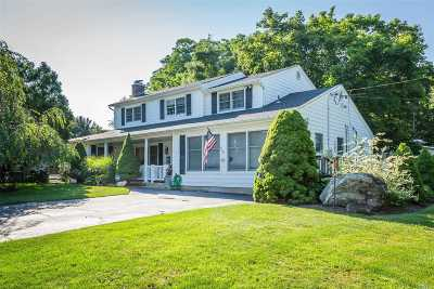 Miller Place Single Family Home For Sale: 51 Rolling Rd