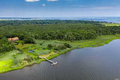 E. Quogue Single Family Home For Sale: 43 Head Of Lots Rd