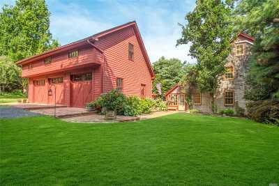 E. Setauket Single Family Home For Sale: 162 Old Town Rd