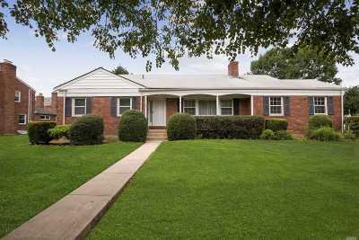 Garden City Single Family Home For Sale: 189 Stewart Ave