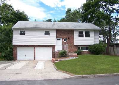 Selden Single Family Home For Sale: 48 Ruland Rd