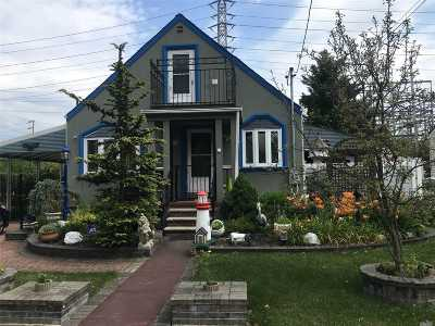 Valley Stream Single Family Home For Sale: 161 Foster Ave