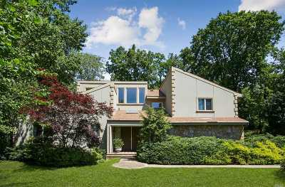 Manhasset NY Single Family Home For Sale: $2,588,000
