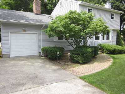 Greenlawn Single Family Home For Sale: 74b Cuba Hill Rd