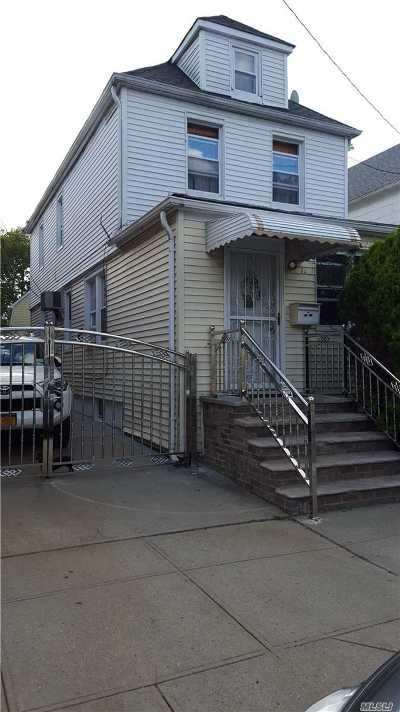 Bellerose, Glen Oaks Single Family Home For Sale: 91-28 246 St