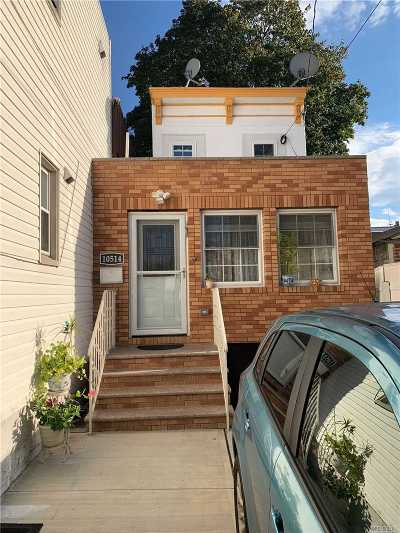 Ozone Park Single Family Home For Sale: 10514 95th Ave