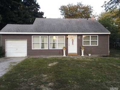 Bellport Single Family Home For Sale: 435 Provost Ave
