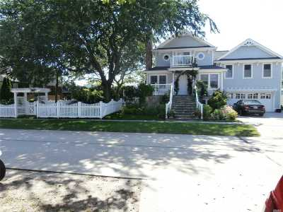 Point Lookout Single Family Home For Sale: 77 Lynbrook Ave