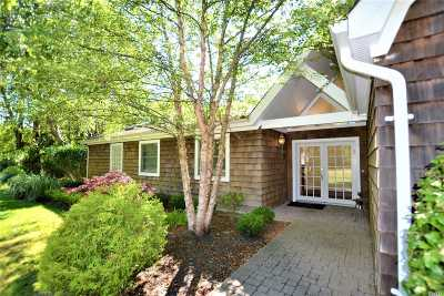 Remsenburg Single Family Home For Sale: 13 Old Mill Ln