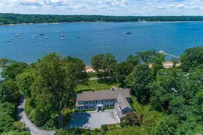 Cold Spring Hrbr Single Family Home For Sale: 108 Shore Rd