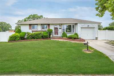 Deer Park Single Family Home For Sale: 136 Fairview Ave