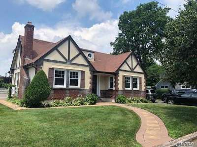 Bethpage Single Family Home For Sale: 31 Pine Ave