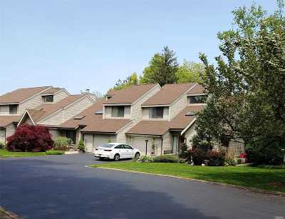 East Islip Condo/Townhouse For Sale: 4 Rose Ct #4