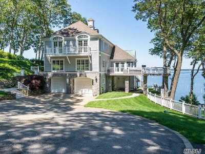Lloyd Harbor Single Family Home For Sale: 14 Lloyd Haven Dr