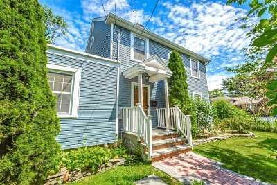 Huntington Single Family Home For Sale: 19 E 16th St