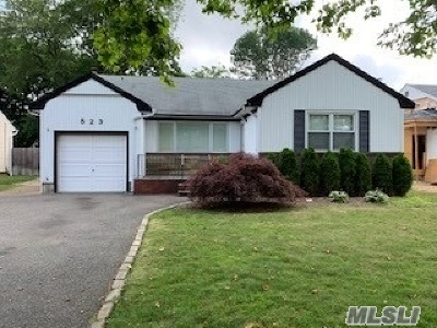 East Meadow Single Family Home For Sale: 823 Cynthia Dr
