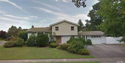 Jericho Single Family Home For Sale: 40 Orange Dr
