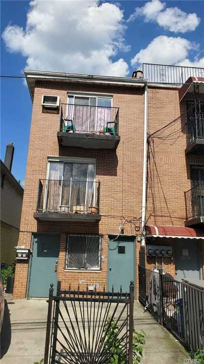 Woodside Multi Family Home For Sale: 41-19 73rd St