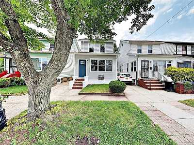Jamaica Single Family Home For Sale: 134-48 157 St