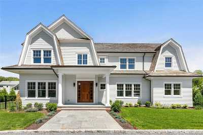 Quogue Single Family Home For Sale: 6 Quahog
