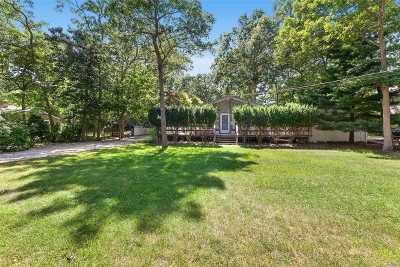 East Hampton Single Family Home For Sale: 230 Norfolk Dr