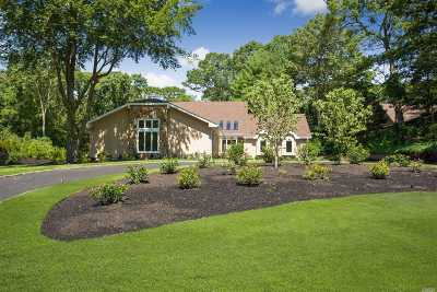 Smithtown Single Family Home For Sale: 11 Wandering Way