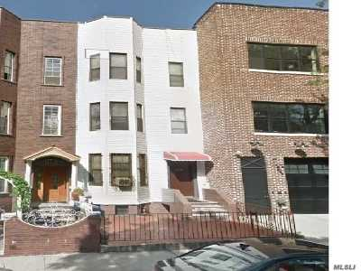 Brooklyn Multi Family Home For Sale: 227 54th St